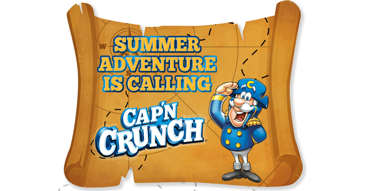 Show us what makes you the ultimate Cap'n Crunch fan for a chance to win a stay on his very own houseboat, the Cap'n's Quarters!